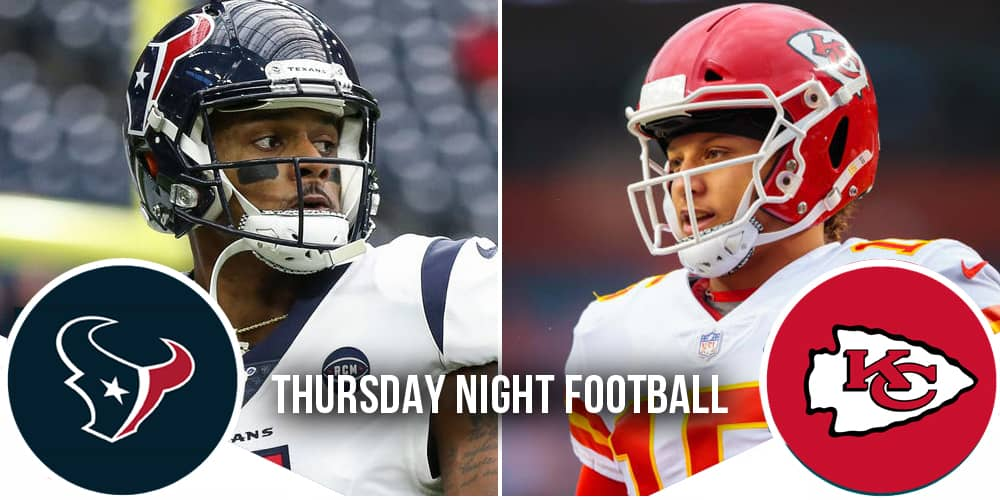 Thursday Nnight Football Week 1 2020