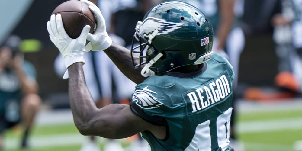 Jalen Reagor Eagles
