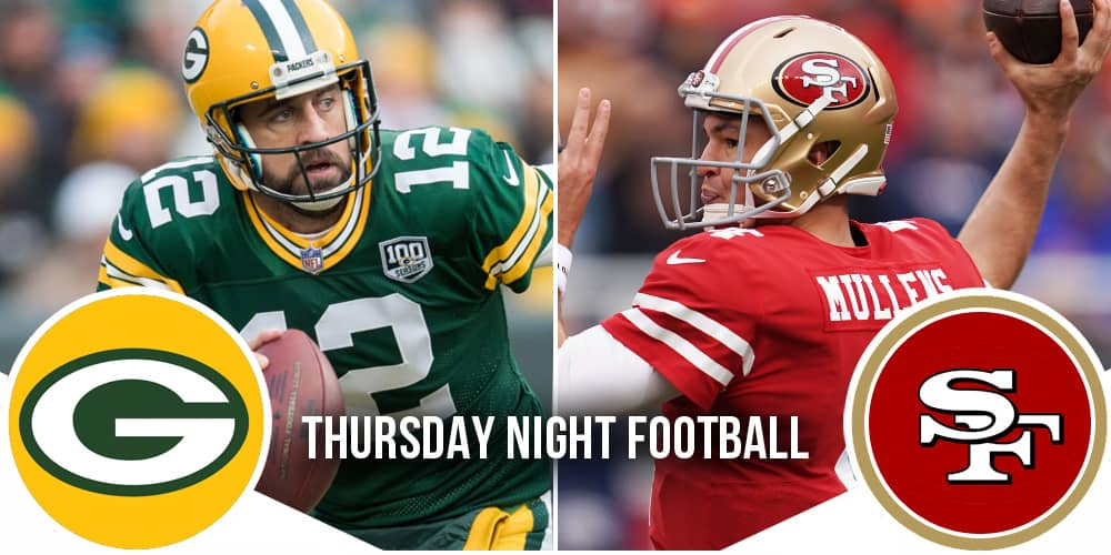 Week 9 Thursday Night Football