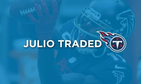 Julio Jones Traded