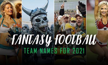 Funny Fantasy Football Team Names